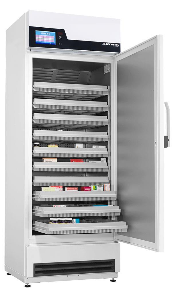 Kirsch MED-468 ULTIMATE Medikamentenkühlschrank