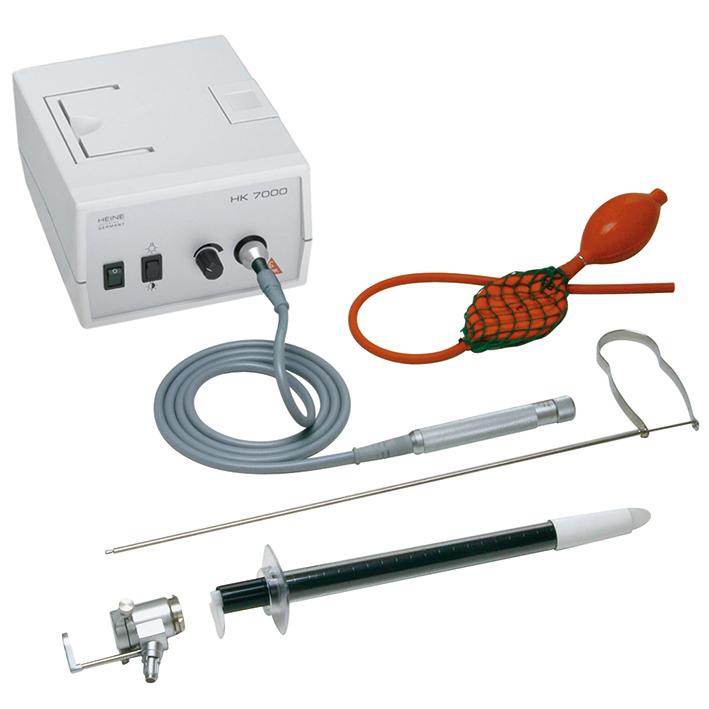 F.O. Rektoskop/Proktoskop, Instrumentenkombination RE 7000 komplett