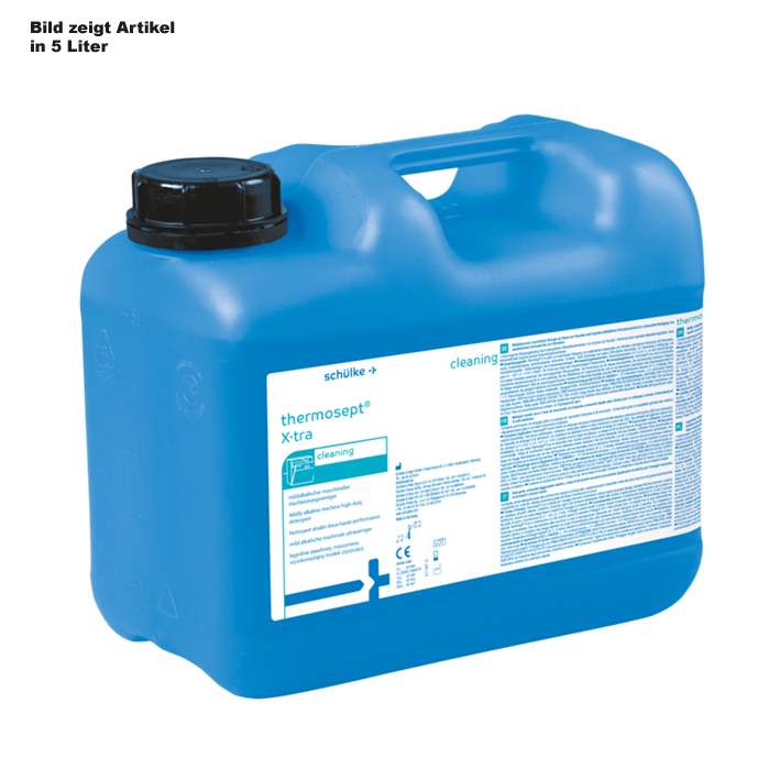 thermosept X-tra 5 Ltr., Instrumentendesinfektion