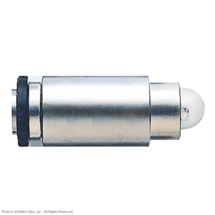 """Ersatzlampe 3,5 V für Fleck Skiaskop, umrüsten auf """"Strich"""" durch Ersatzlampe Nr. 08200-U"""