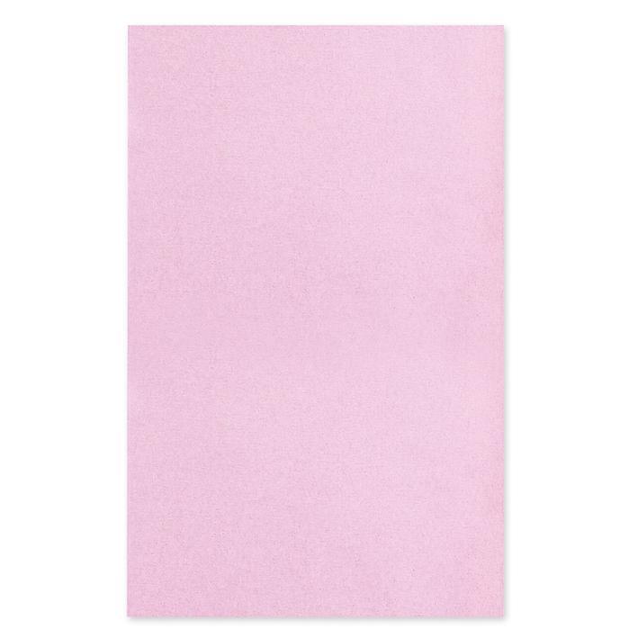 Dental-Trayeinlagen/-Filterpapier, 18 x 28 cm, rosa (250 Blatt)