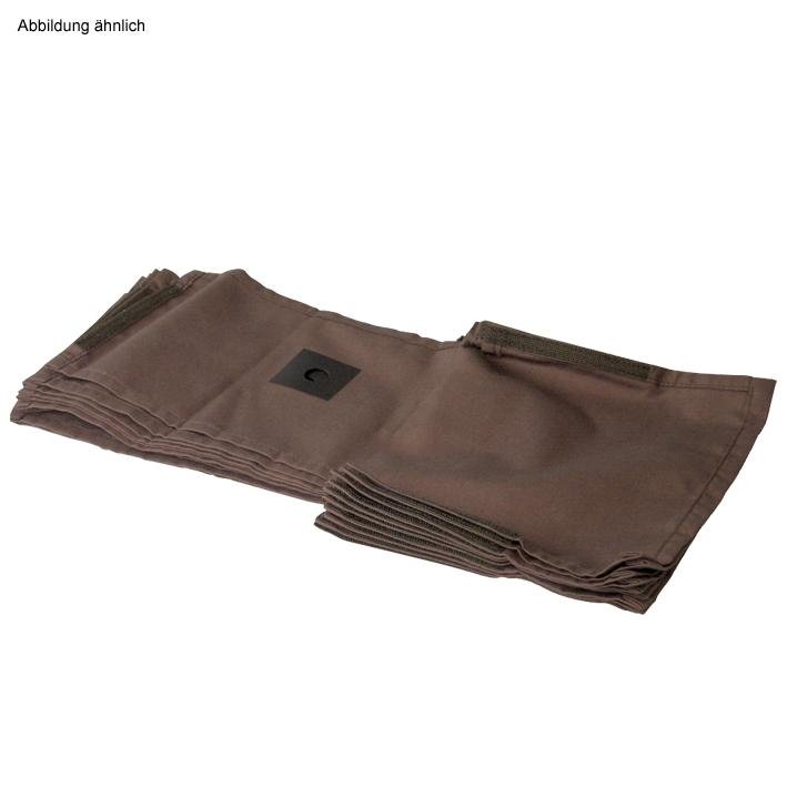 Schutzbezüge für Manschetten, Erwachsene Standard (10 Stck.)