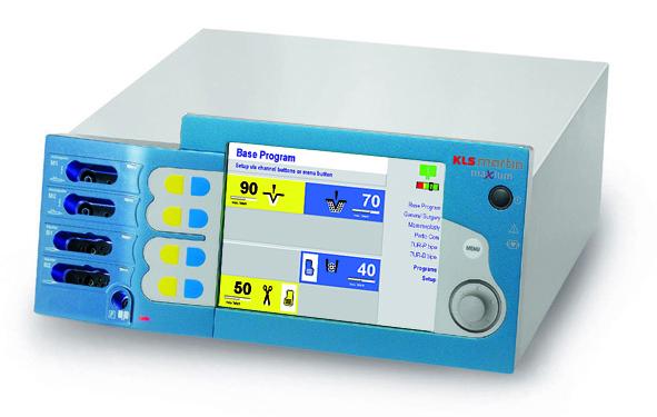 KLS-Martin Maxium Elektrochirurgiegerät Version International