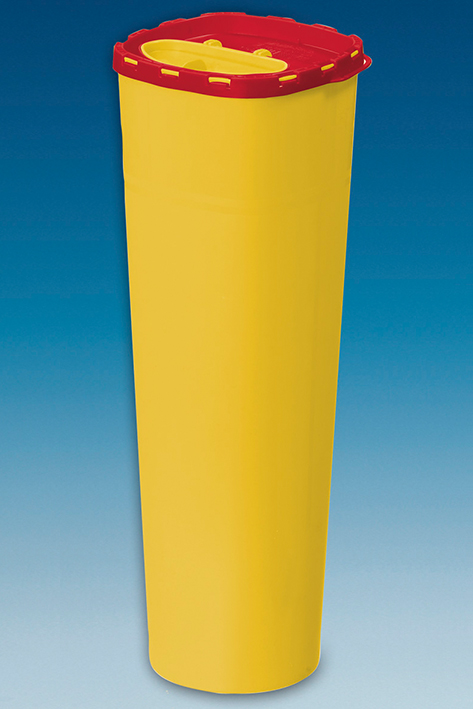 Kanülenabwurfbehälter 5,0 Ltr., Multi-Safe twin 5000