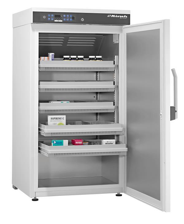 Kirsch MED-288 ULTIMATE Medikamentenkühlschrank
