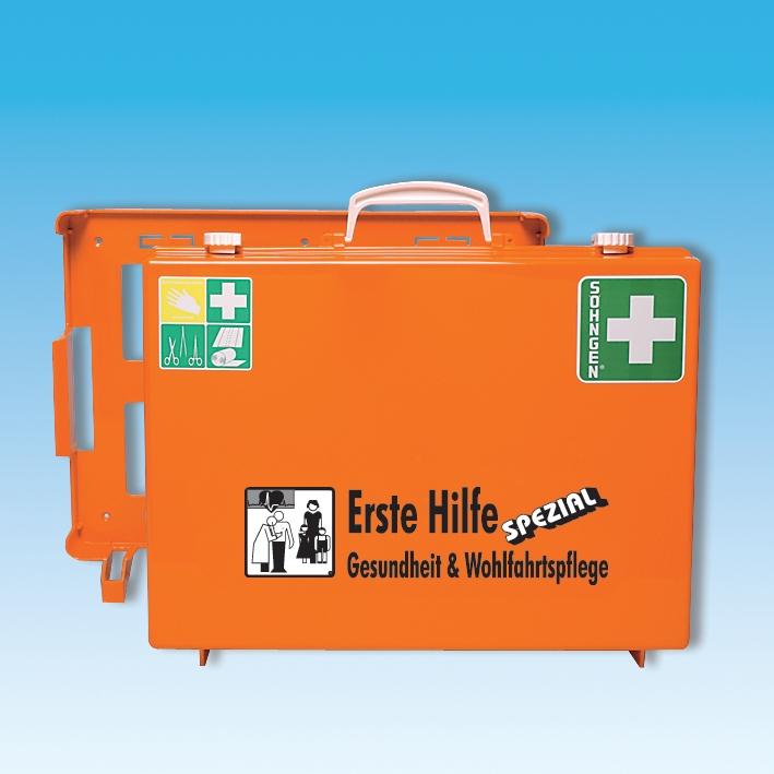Erste-Hilfe Koffer Spezial, MT-CD Gesundheit & Wohlfahrtspflege