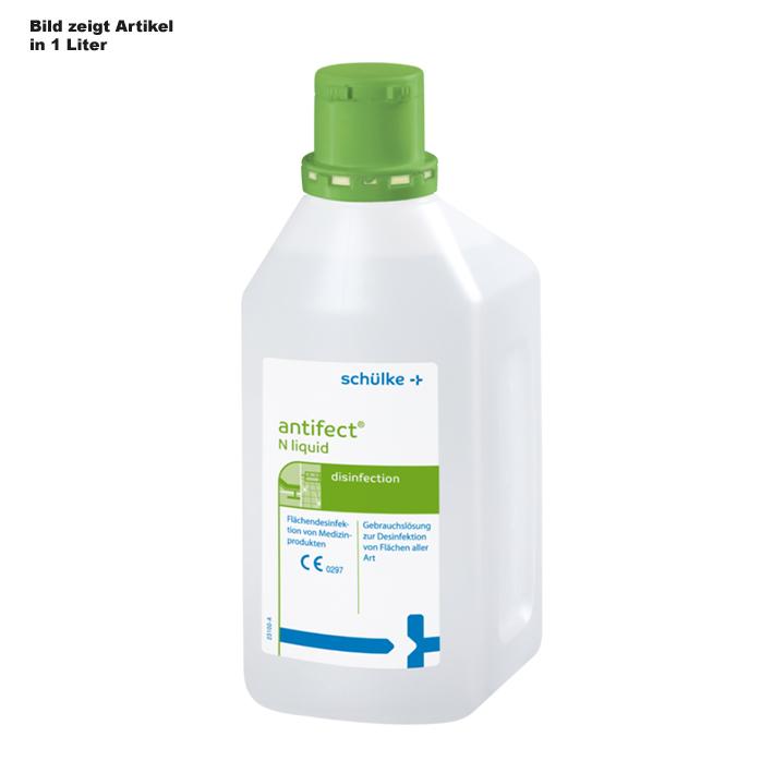antifect N liquid 5 Ltr., Flächenschnelldesinfektion