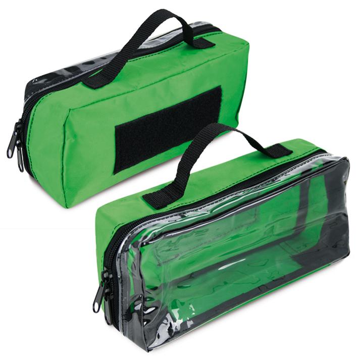 Modultasche grün, 20 x 9 x 7 cm, für ratiomed Notfalltasche/-rucksack