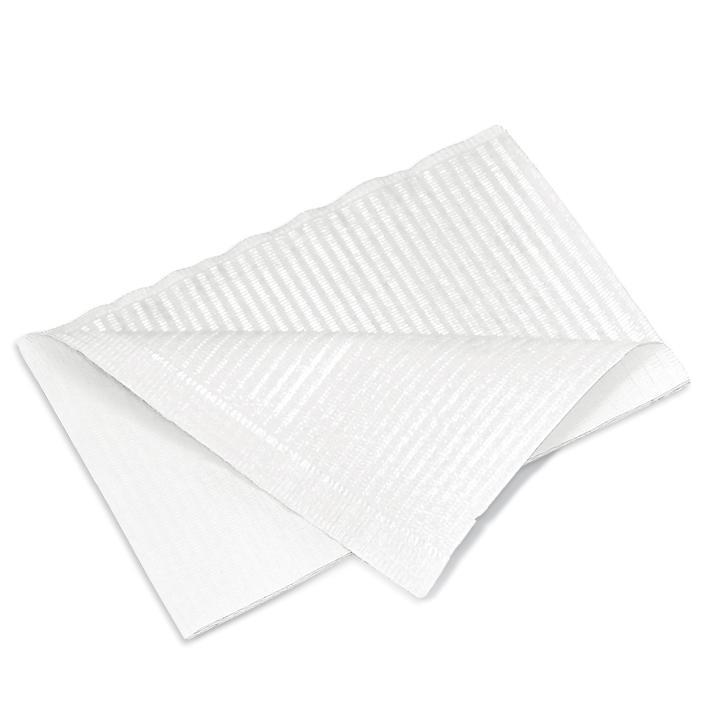 Patientenservietten, weiß, 33 x 45 cm, 2-lagig (500 Stck.)