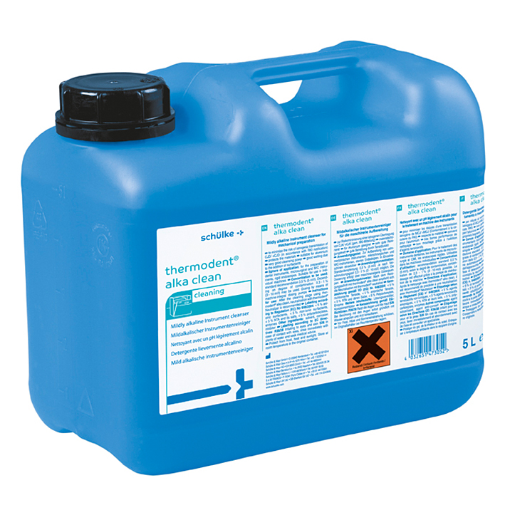 thermodent alka clean 5 Ltr., Instrumentenreiniger