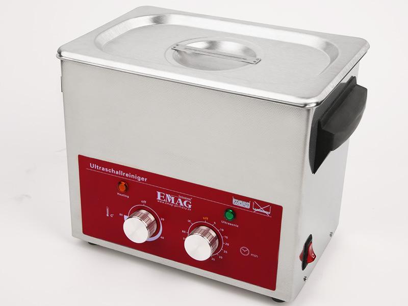 Emmi H22, Ultraschall-Reinigungsgerät, 2,2 Ltr.