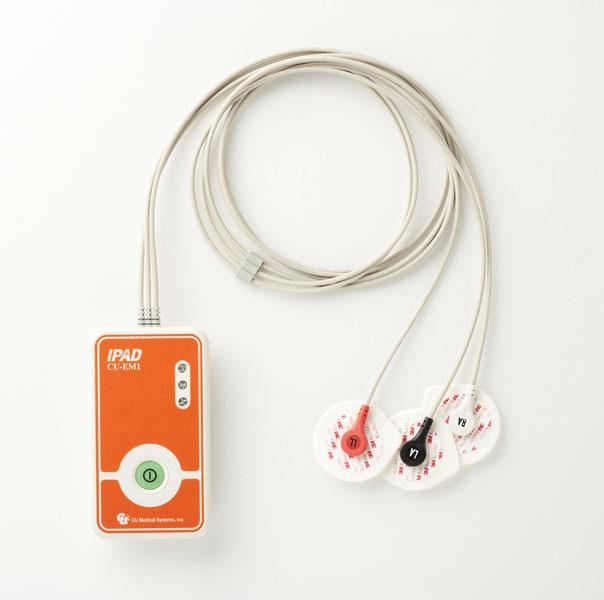 iPAD SP2 Bluetooth EKG-Modul EM1, 10 m Reichweite