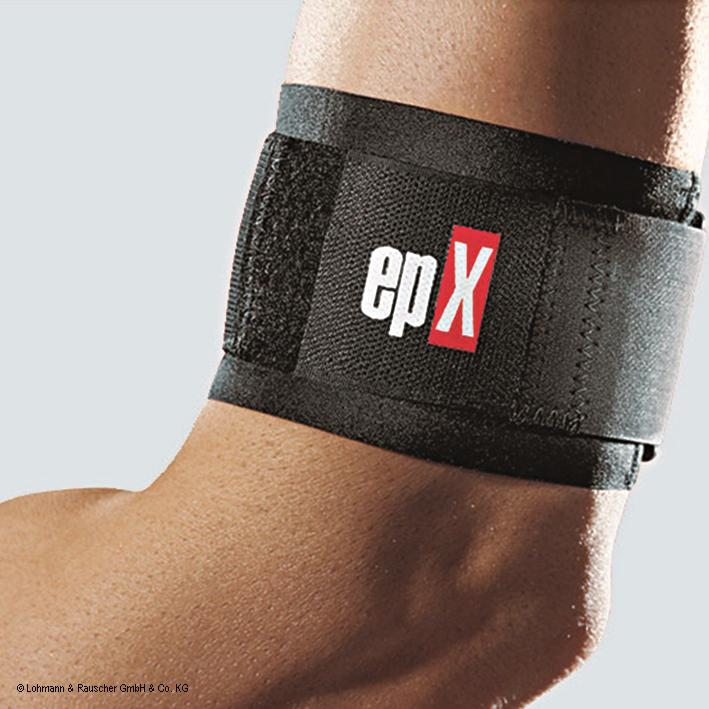 epX Elbow Basic Ellenbogenspange Gr. M