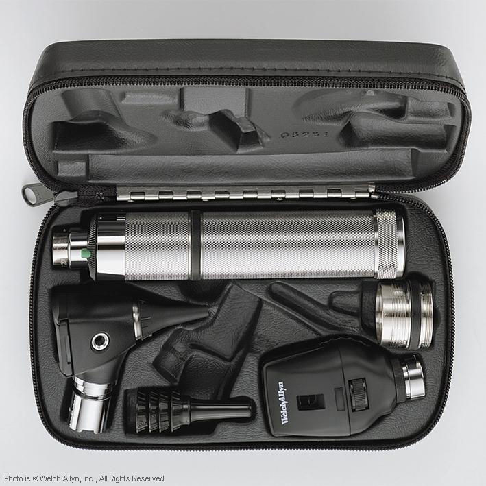 Coaxial Diagnostik Set 3,5 V