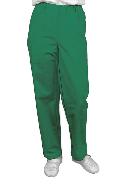 Hose Typ Bochum forstgrün, Gr. XXL = V, Gr. 54/56 (Damen), 60/62 (Herren), 100 % Baumwolle