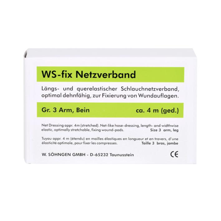 WS-fix Netzverband 4 m, Gr. 3 (Arm, Bein)