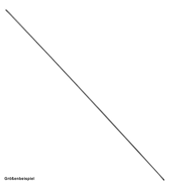Knopfsonde, doppelendig, 1,0 mm Ø x 11,5 cm