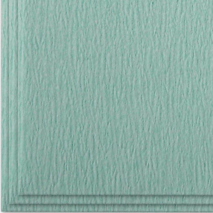 Sterilisierpapier Premier 80 x 80 cm, gekreppt grün (250 Stck.)