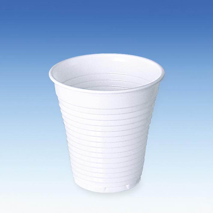 Universalbecher 150 ml, weiß, (100 Stck.)