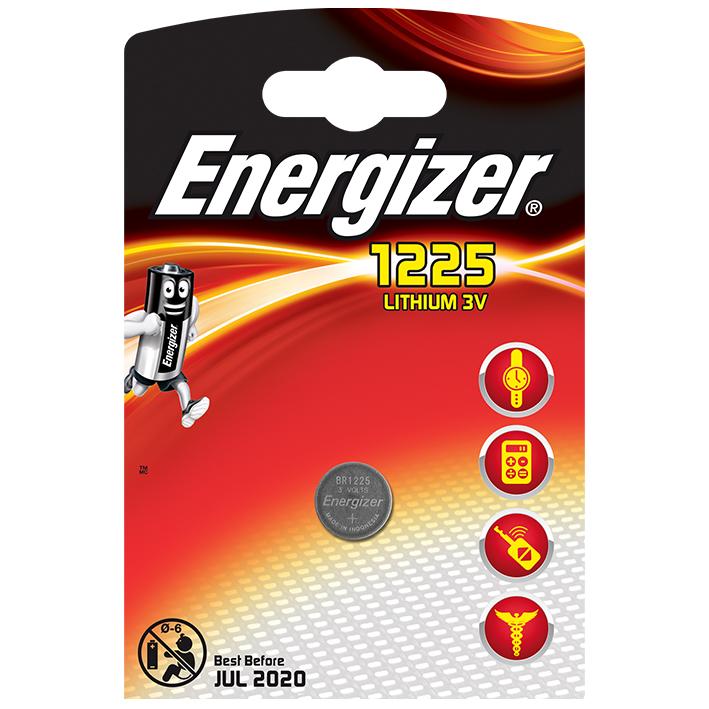 Energizer Batterie Typ BR1225, 3 V