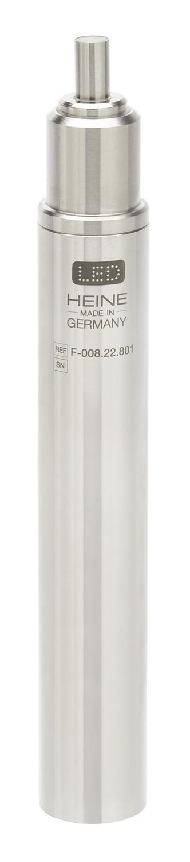LED Batterieeinschub ohne Bodeneinheit, für kleinen F.O. LED, Laryngoskopgriff 2,5 V
