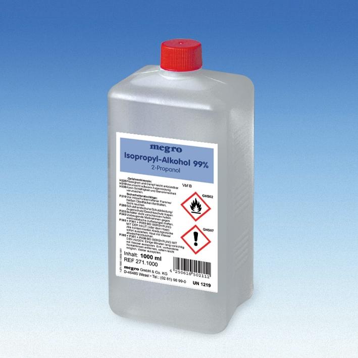 Isopropyl-Alkohol 99 % 1 Ltr.