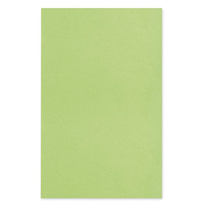 Dental-Trayeinlagen/-Filterpapier, 18 x 28 cm, limette (250 Blatt)