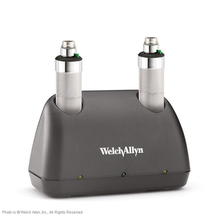 Tischladegerät 3,5 V mit 2 NiCad, wiederaufladbaren Handgriffen Nr. 71670