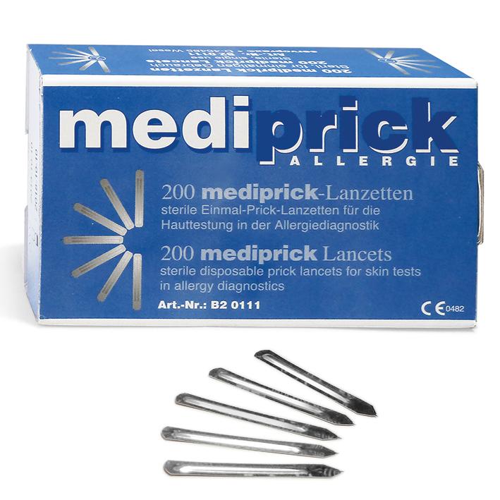 Medi-Prick Allergielanzetten (200 Stck.)