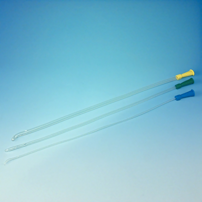 Einmal-Tiemannkatheter ratiomed Ch. 20, gelb (100 St.)