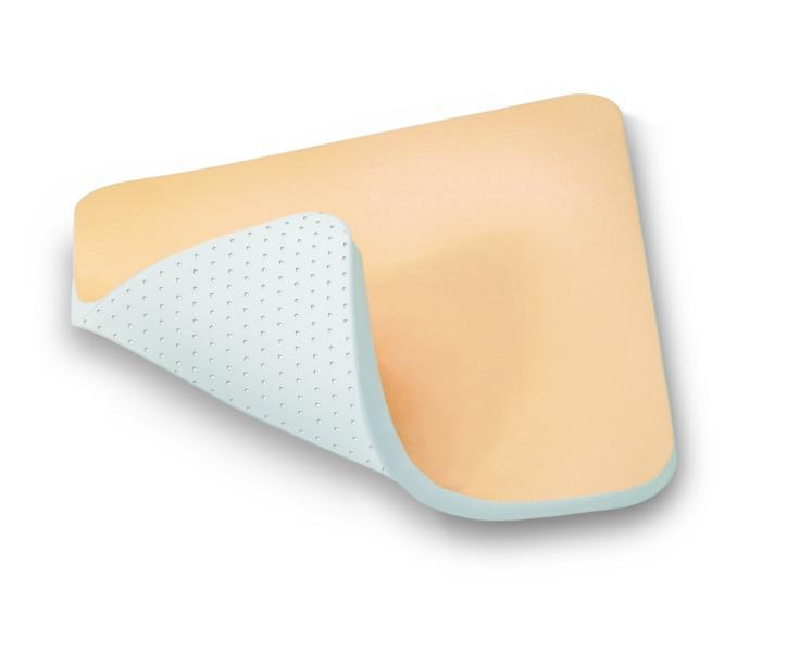 Suprasorb P sacrum PU-Schaumverbände, steril, selbstklebend, 18 x 20,5 cm (4)