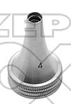 Ohrtrichter nach Hartmann Ø 5,5 mm