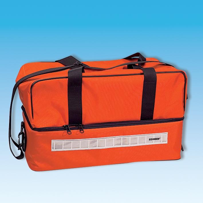Notfalltasche SÖHNGEN leer orange
