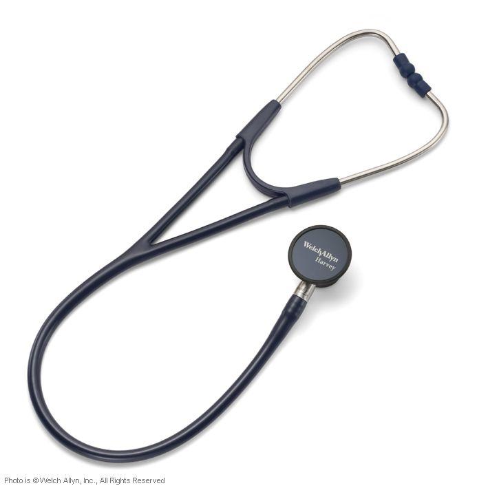 """Harvey Elite Stethoskop 71 cm (28""""), marineblau"""