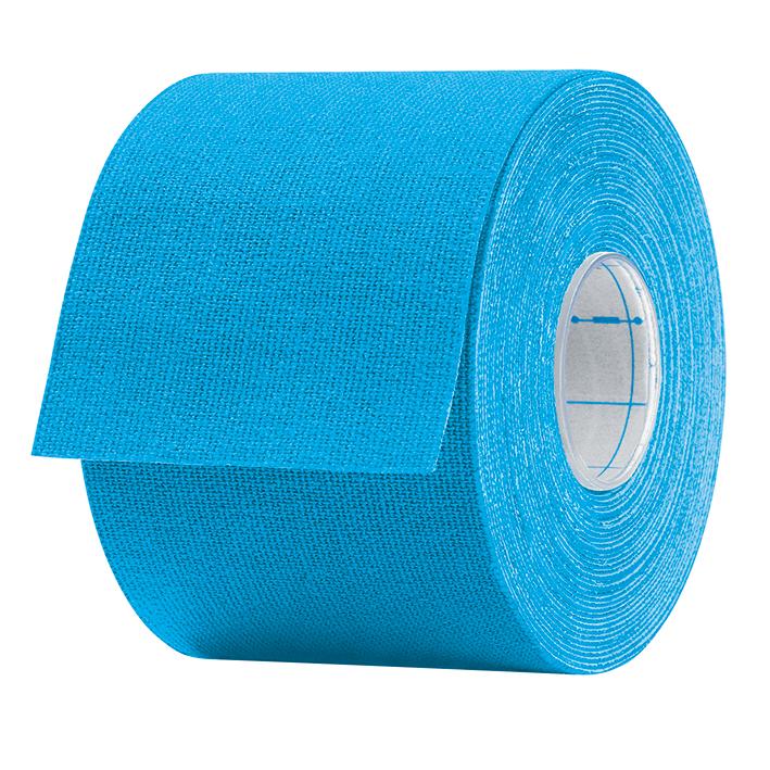 Aktimed TAPE PLUS 5 cm x 5 m, hellblau, Kinesiologie-Tape (1 Rl.)