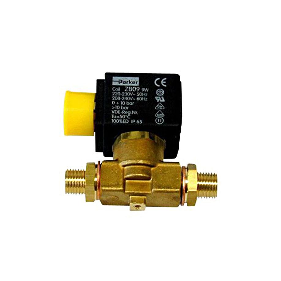 Magnetventil Wasserzulauf/ Druckablaß Typ 17-23, Parker