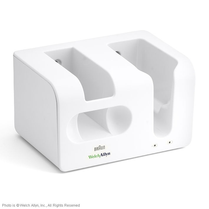 Aufladestation für ThermoScan Pro 6000 Ohrthermometer, inkl. Akkueinheit