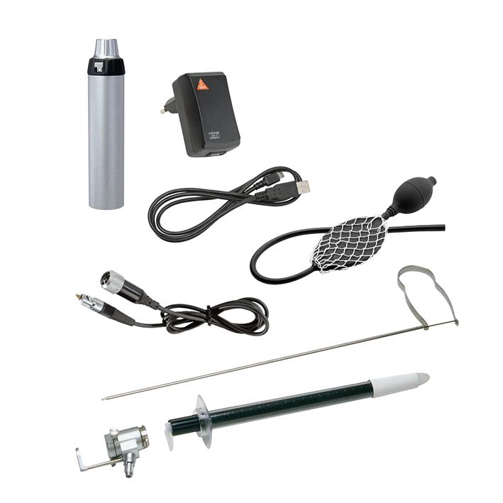 Rektoskop/Proktoskop 3,5 V XHL, Instrumentenkombination BETA 4 USB