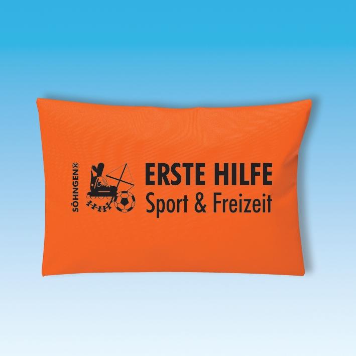 Erste-Hilfe-Tasche Sport & Freizeit, orange