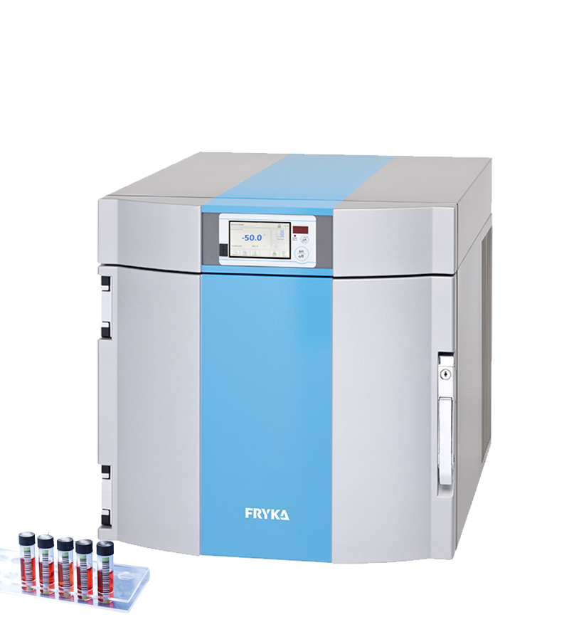 FRYKA Tiefkühlbox B 35-50 logg (-10°C bis -50°C)