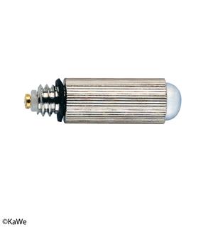 Vakuum-Lampen 2,5 V, für, Laryngoskop-Spatel Gr. 2 - 5 (6 Stck.)