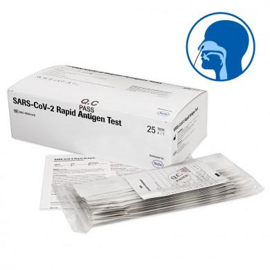 SARS-CoV-2 Rapid Antigen Test zur Selbstanwendung ODER professionellen Anwendung (25 Stck.)