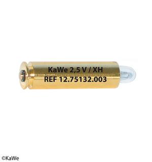 Xenon/Halogen-Lampen 2,5 V, (6 Stck.)