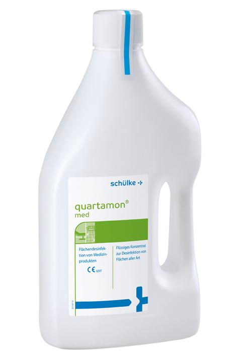 quartamon med 2 Ltr., Flächendesinfektion