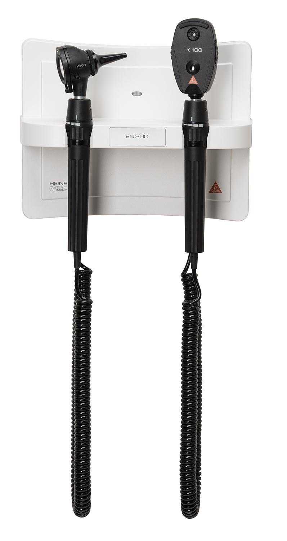EN 200 Set 3,5 V XHL, K 100 Diagnostik Otoskop /, K 180 Ophthalmoskop