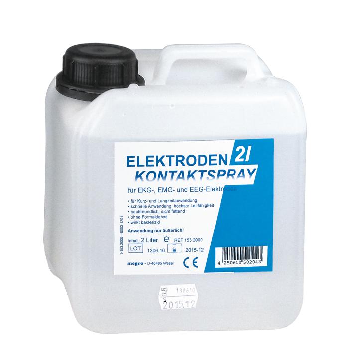 Elektroden-Kontaktspray 2 Ltr.