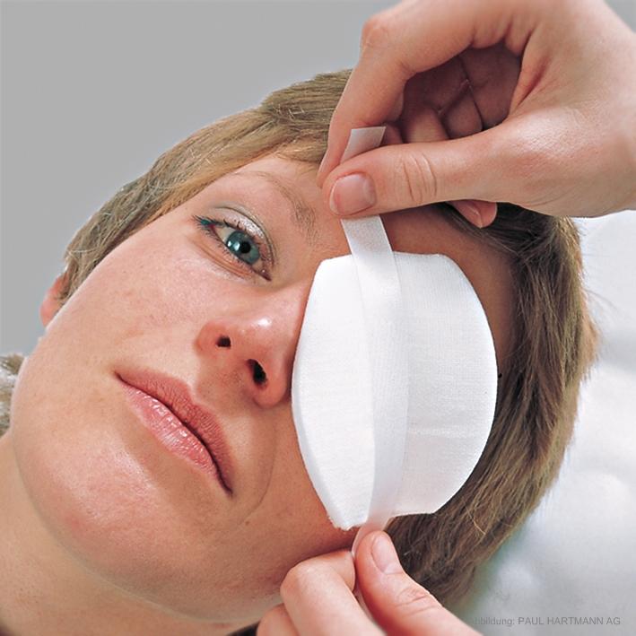Eycopad Augenkompressen, steril 56 x 70 mm (25 Stck.)