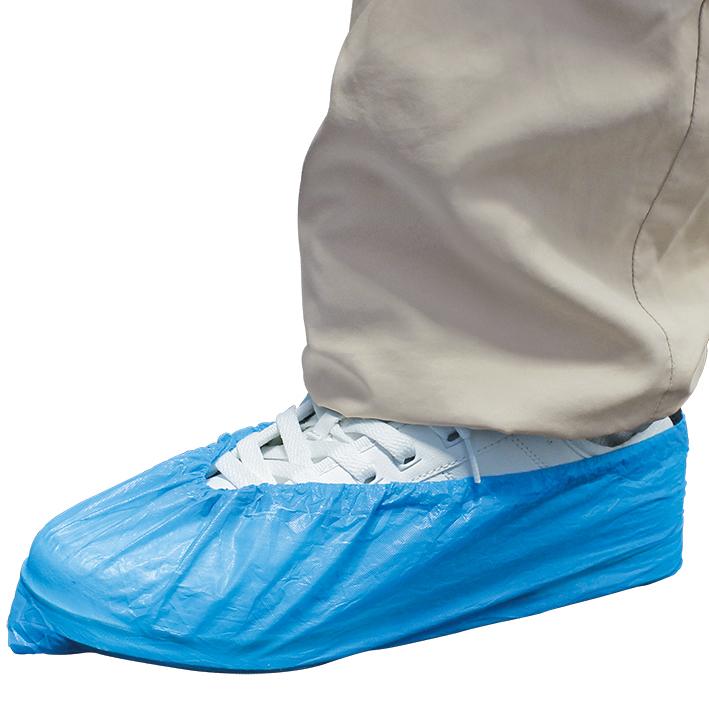OP-Überschuhe ratiomed blau PVC-frei, (100 Stck.)