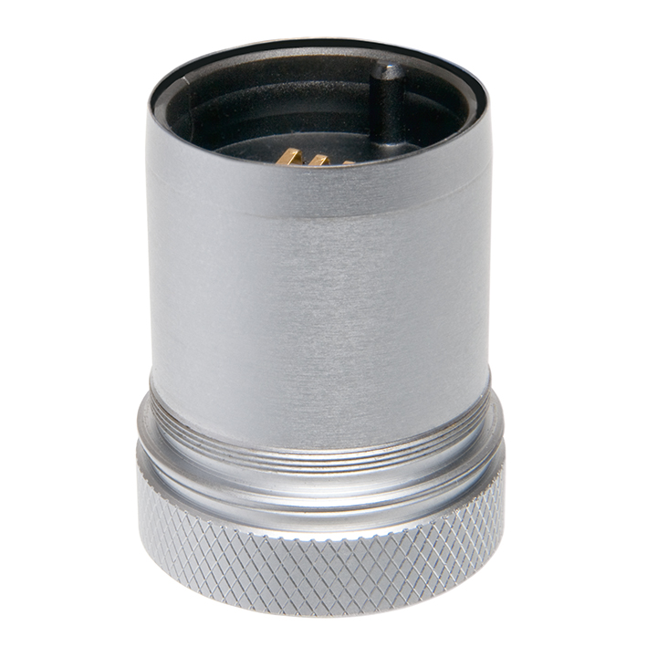 Bodeneinheit für Standard F.O., Laryngoskopgriff L 3,5 V (Li-ion)