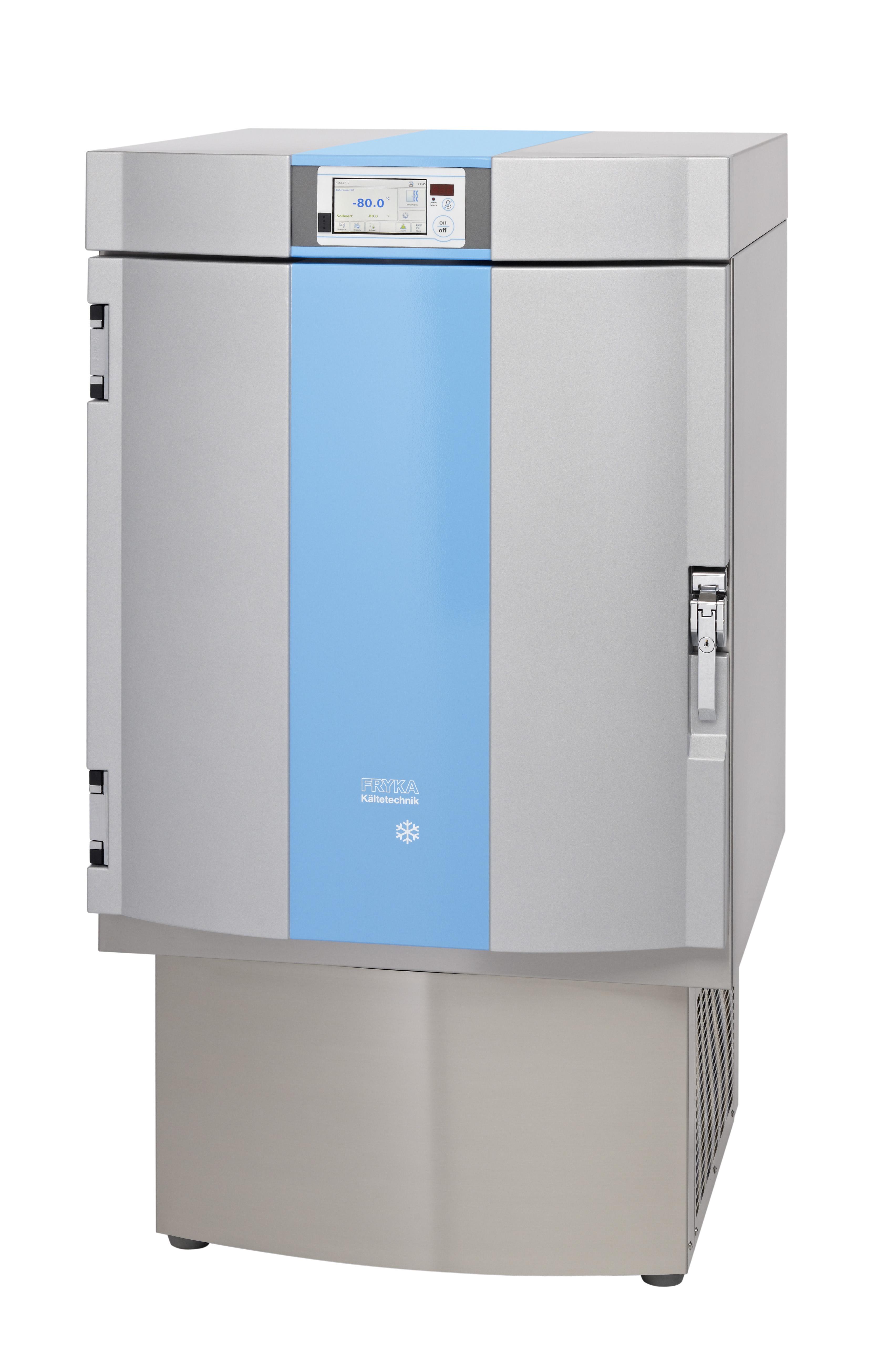 FRYKA Tiefkühlschrank TS 80-100 logg (-50?C bis -80?C)